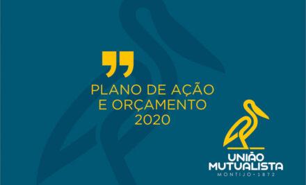 PLANO DE AÇÃO E ORÇAMENTO 2020