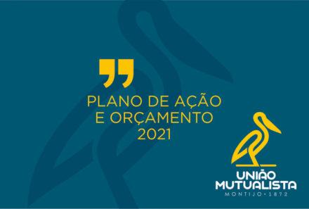 PLANO DE AÇÃO E ORÇAMENTO 2021