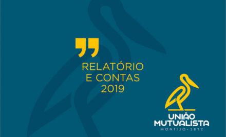 RELATÓRIO E CONTAS 2019