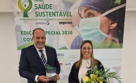 União Mutualista do Montijo recebeu o Prémio Saúde Sustentável