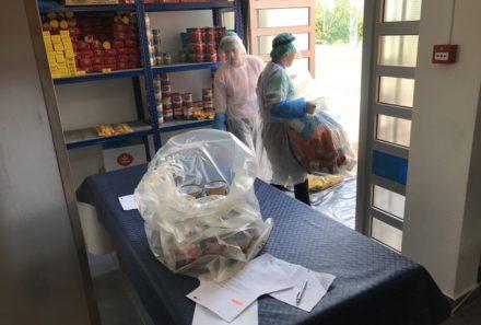 Centro Comunitário Mais Cidadão já fornece apoio alimentar a 140 beneficiários