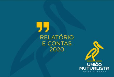 RELATÓRIO E CONTAS 2020